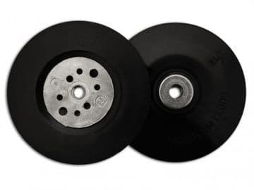 Angle Grinder Pad Black 115mm (4.5in) M10 x 1.50